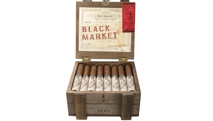 ALEC BRADLEY BLACK MARKET AND LINEAGE